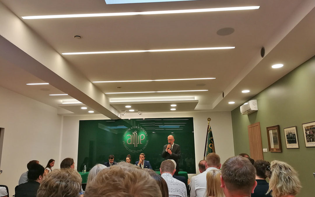 Zgromadzenie Sprawozdawcze Izby Adwokackiej w Radomiu