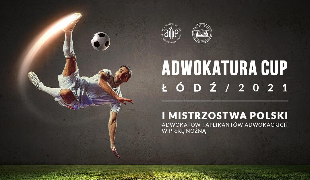 Pierwsze Mistrzostwa Adwokatury w Piłce Nożnej 2 października